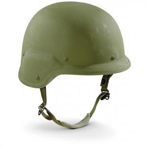 PASGT systems Kevlar helmet without a cover