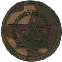 Patch of Automobile Force Armed Forces of the Republic of Uzbekistan