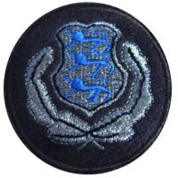 Hat Cloth Badge of Armed Forces Estonia