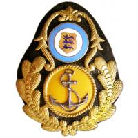 Cap Badge of the Naval Forces of Estonia