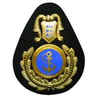 Hat Badge of the Naval Forces of Estonia