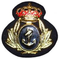 Officer's badge naval forces of Spain