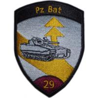 29th Armored Battalion Patch of the Armed Forces of Switzerland